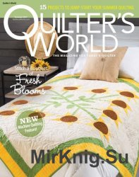 Quilter's World - Summer 2017