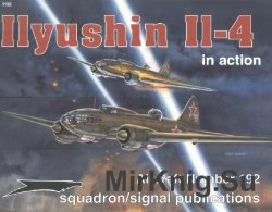 Ilyushin Il-4 In Action (Squadron Signal 1192)