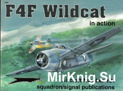 F4F Wildcat In Action (Squadron Signal 1191)
