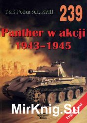 Panther in Action 1943-1945 (Wydawnictwo Militaria 239)