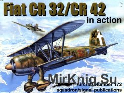 Fiat CR 32/CR 42 In Action (Squadron Signal 1172)