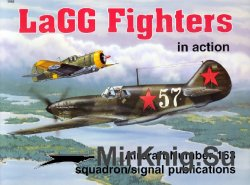 LaGG Fighters In Action (Squadron Signal 1163)