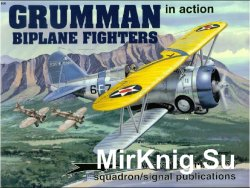 Grumman Biplane Fighters In Action (Squadron Signal 1160)