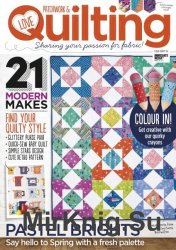 Love Patchwork & Quilting №46 2017