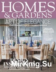 Homes & Gardens UK - May 2017