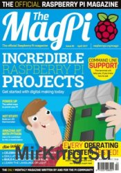 The MagPi - Issue 56