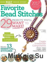 Beadwork — Favorite Bead Stitches 2017