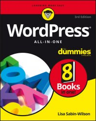 WordPress All-in-One For Dummies, 3rd Edition
