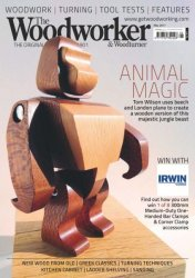 The Woodworker & Woodturner - May 2017
