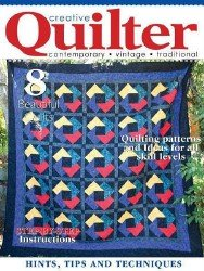 Creative Quilter №4 2017