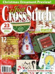 Just Cross Stitch Vol.28 №4 2010