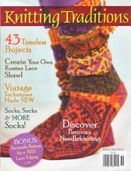 Knitting Traditions - Winte 2010