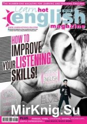 Learn Hot English Magazine - No.179 (with Audio)