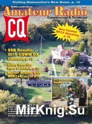CQ Amateur Radio - April 2017