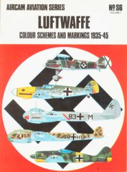 Luftwaffe: Colour schemes and markings 1935-1945