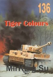 Tiger Colours (Wydawnictwo Militaria 136
