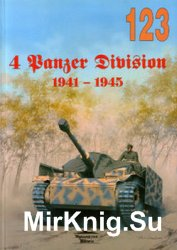4 Panzer Division 1941-1945 (Wydawnictwo Militaria 123)