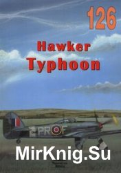 Hawker Typhoon (Wydawnictwo Militaria 126)