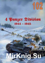 4 Panzer Division 1944-1945 (Wydawnictwo Militaria 102)