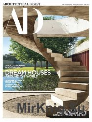 Architectural Digest USA - May 2017