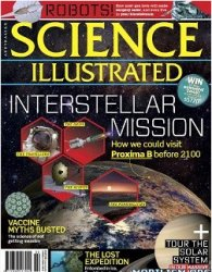 Science Illustrated - April 2017