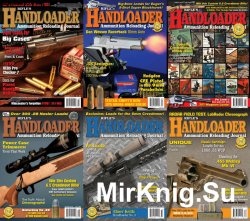 Handloader - 2016 Full Year Issues Collection