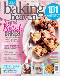 Baking Heaven — April-May 2017