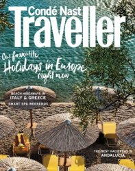 Conde Nast Traveller UK - May 2017