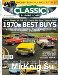 Classic & Sports Car - May 2017 (UK)
