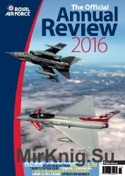 Royal Air Force: The Official Annual Review 2016