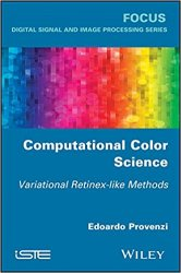 Computational Color Science: Variational Retinex-Like Methods