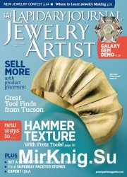 Lapidary Journal Jewelry Artist - Volume 68 №2 2014