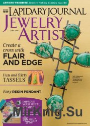 Lapidary Journal Jewelry Artist - Volume 69 №1 2015
