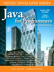 Java for Programmers, 2nd Edition