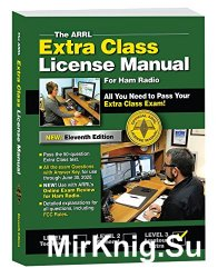 The ARRL Extra Class License Manual