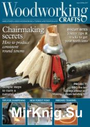 Woodworking Crafts - May 2017