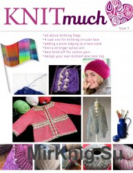 KNITmuch Issue 3