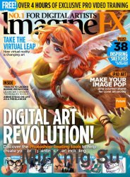 ImagineFX June 2017