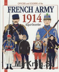 French Army 1914: August-December (Officers and Soldiers 11)