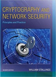 Cryptography and Network Security Principles and Practice, 7th edition