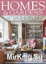Homes & Gardens UK - June 2017