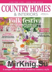 Country Homes & Interiors - June 2017