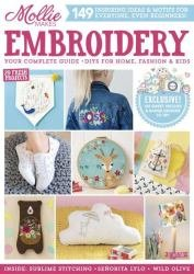 Mollie Makes Embroidery 2017