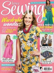 Love Sewing №40 2017