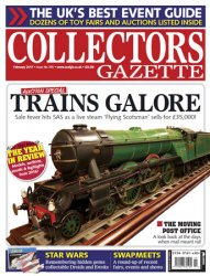 Collectors Gazette №2 2017