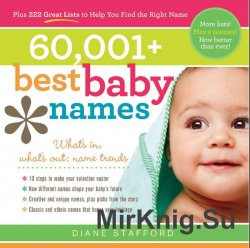 60,001+ Best Baby Names, 2 edition