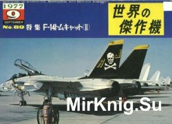 Grumman F-14 Tomcat (Part II) (Famous Airplanes of the World (old) 89)