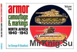 Armor Camouflage & Markings North Africa 1940-1943 Volume One