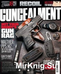 Recoil presents - Concealment - Issue 3 2016