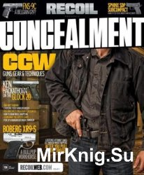Recoil presents - Concealment - Issue 1 2015